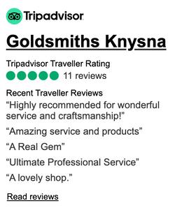 Goldsmiths Knysna TripAdvisor Reviews