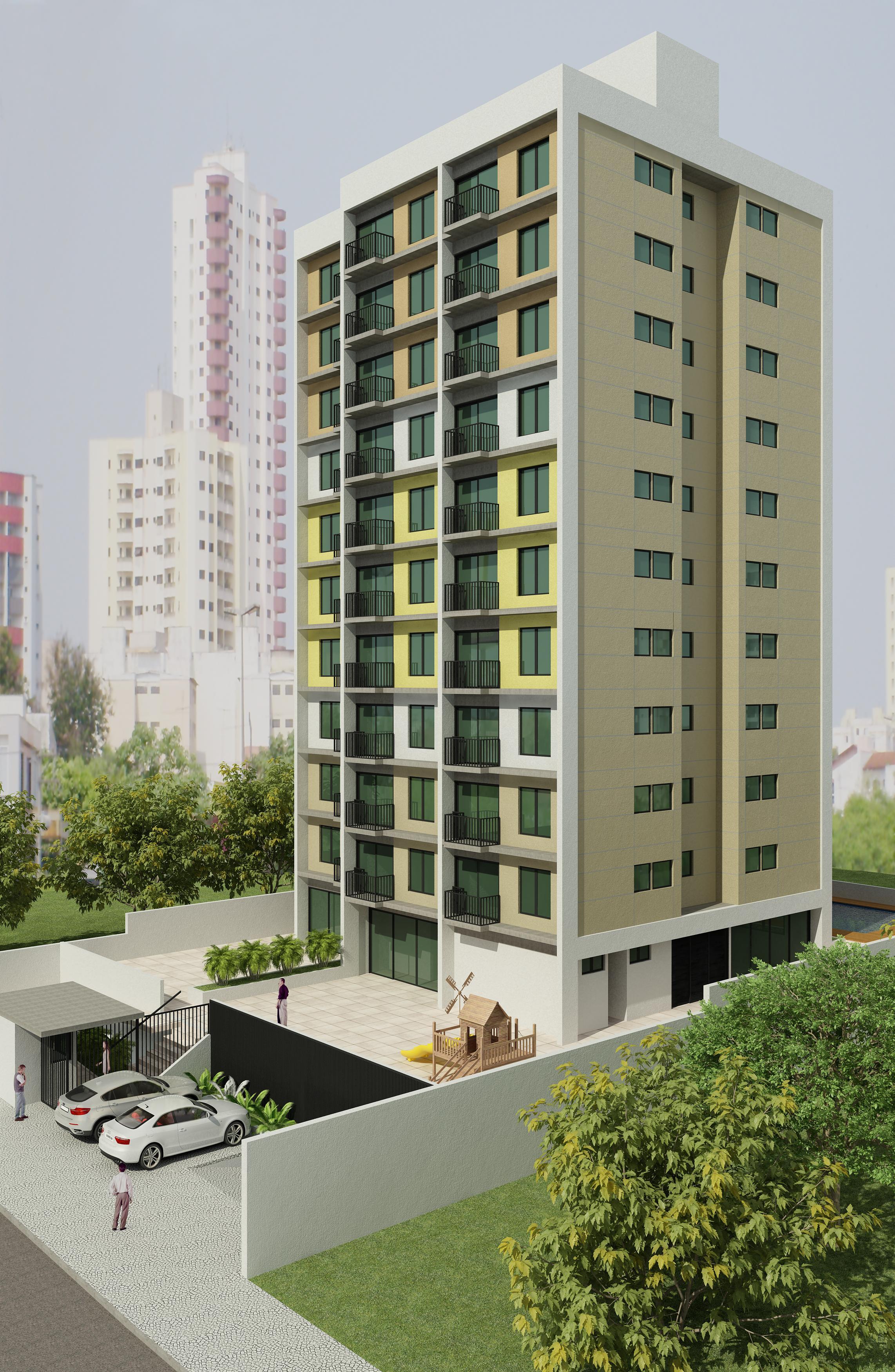 Edifício Jardim Brasil