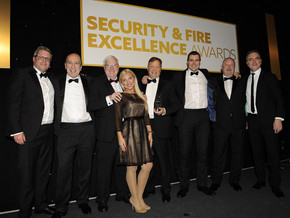 Axis Security Wins Security Guarding Company of the Year 2018