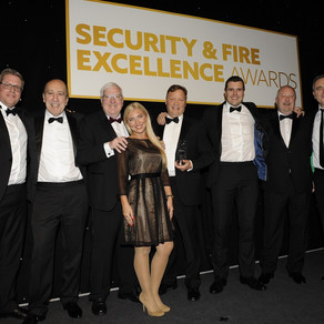 Axis Wins Security Guarding Company of the Year 2018