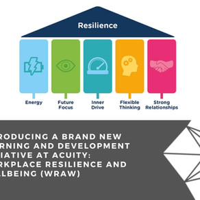 Acuity Introduces New Learning and Development Initiative