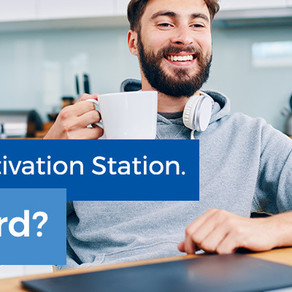 Destination: Motivation Station