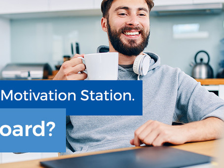 Destination: Motivation Station