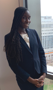 Lolly Akande, Acuity Select Team Employee of the Month