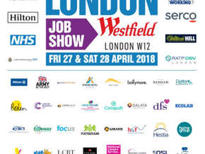 Come and meet us at The London Job Show!