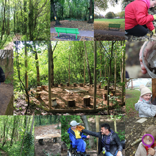Axis Group partners with NHS Forest to create green spaces