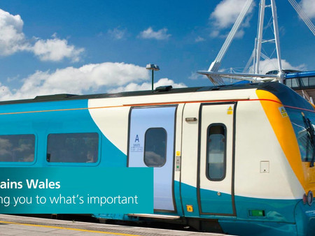 Our fabulous teams at Arriva Trains