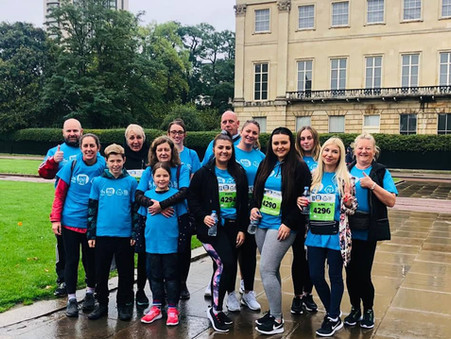 Race for the Kids team raised £3k