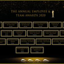 Axis Annual Award Winners