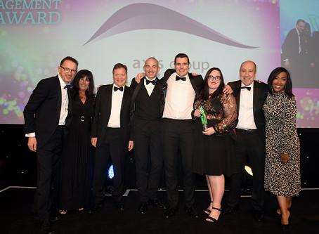 Axis Group Wins UK Customer Satisfaction Award