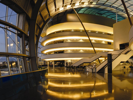Sage Gateshead in Tune With Axis Group