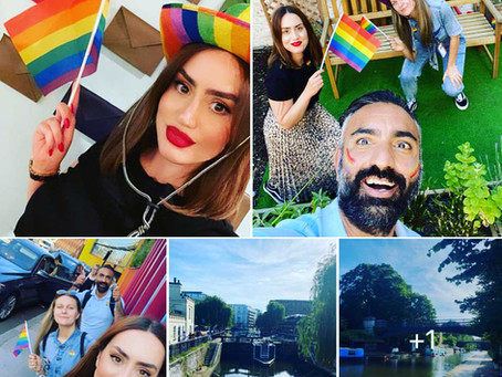 Acuity Raises Awareness and Money for Pride Month