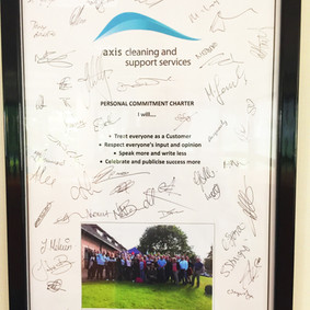 The Axis' Employee Commitment Charter