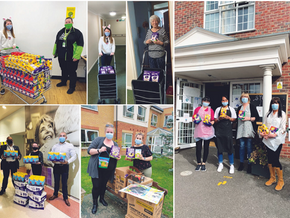 The Mercury Helps the Wider Community with Easter Treats