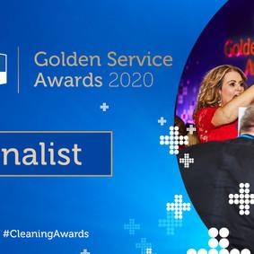 FINALISTS Golden Service Awards - Kimberly-Clark