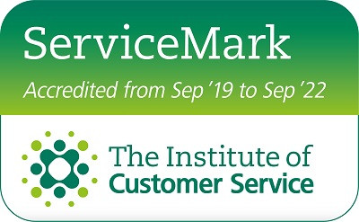 ServiceMark from the Institute of Customer Service