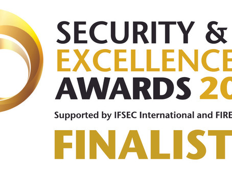 Axis Security is Shortlisted at the 2015 Security & Fire Excellence Awards