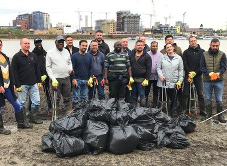Cleaning up the waterways