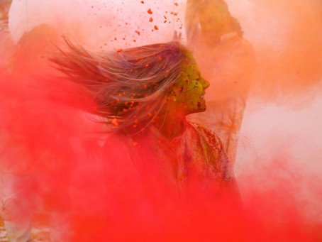 Cinnamon Kitchen's House of HOLI Returns