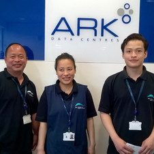 Axis employees are praised by client