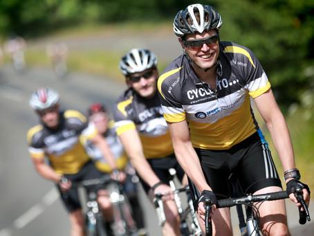 IFSEC 360 - Charity Bike Ride is a Success!