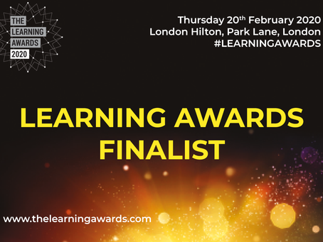 The Axis Academy Finalists at the Learning Awards 2020