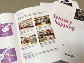 Mercury Shopping Centre Awarded Autism Friendly Accreditation