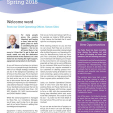 Our new Axis Newsletter is here!