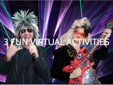 Join the Virtual Fun