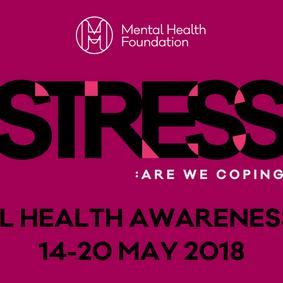 Mental Health Awareness Week 14-18th May