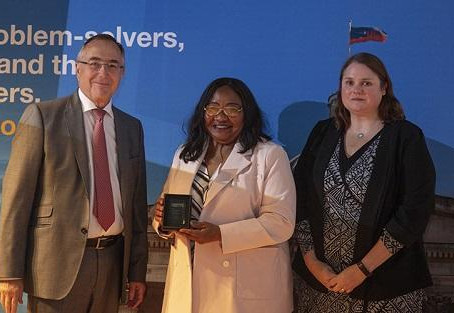 UCL Professional Services Award Winners 2019