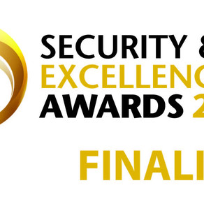 Axis Security Nominated for two Security and Fire Excellence Awards