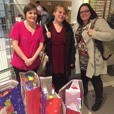 Axis Group Donates Christmas Gifts to Local Hospital