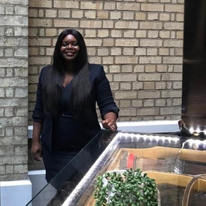 Employee of the Month - Josie Frimpong
