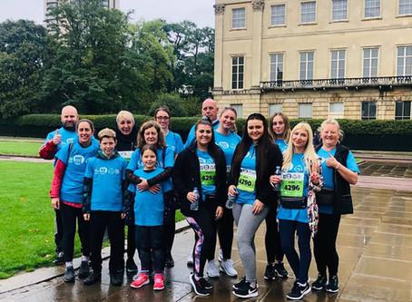 Race for the Kids team raised £3k