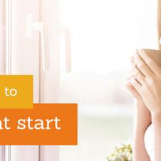 Wellbeing: Kickstart your morning