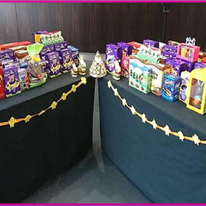 Easter Egg Appeal 2018