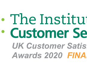 Axis Group announced as finalist in UK Customer Satisfaction Awards category