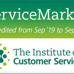 The Axis Group Achieves the ServiceMark Accreditation