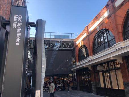 Old Spitalfields Market - applying new technology to a very old problem