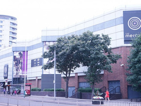Exciting integrated Mercury Shopping Centre contract