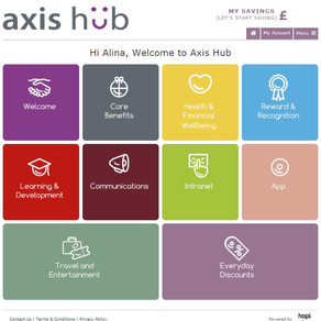 Axis Group launches the exciting Employee Axis Hub