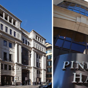 Axis Group provides security and reception services at Pinners Hall