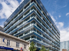 Axis secures Aldgate House and 10 Fleet Place deal
