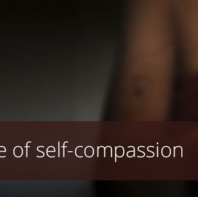 The importance of self-compassion in our daily lives