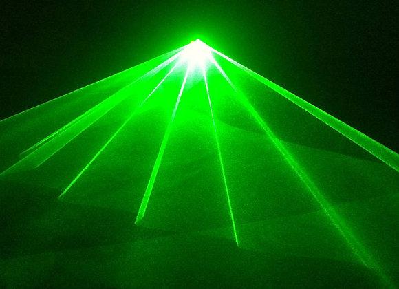 Moving Stage Laser Light