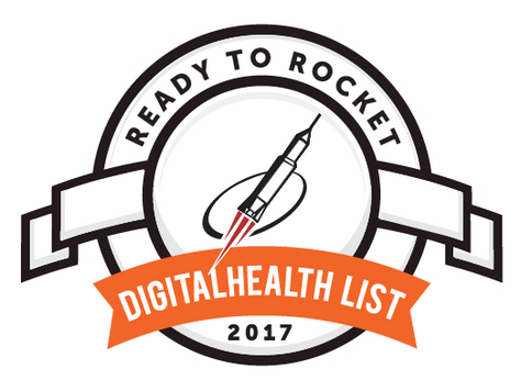NEWS - Ophthalight is on the 2017 Emerging Rocket Digital Health List