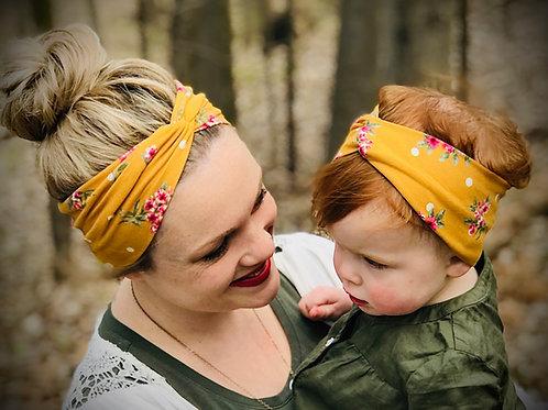 Mommy and Me Headband Set