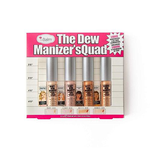 The Dew Manizer'sQuad- Liquid Highlighters