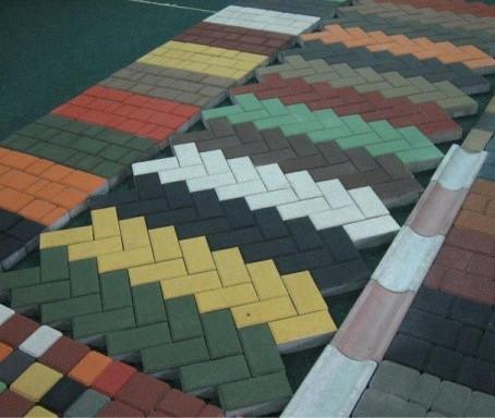 Укладка тротуарной плитки орнаментом в Москве и области